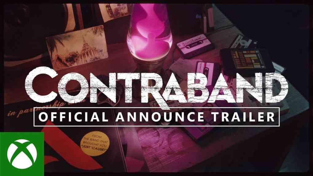 Contraband – Official Announce Trailer – Xbox Bethesda Games Showcase 2021