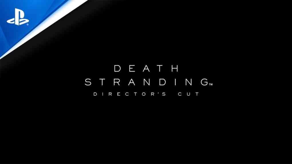 DEATH STRANDING DIRECTORS CUT – Teaser Trailer PS5 deutsch