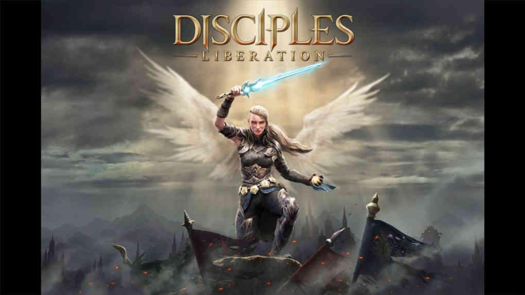Disciples Liberation key art