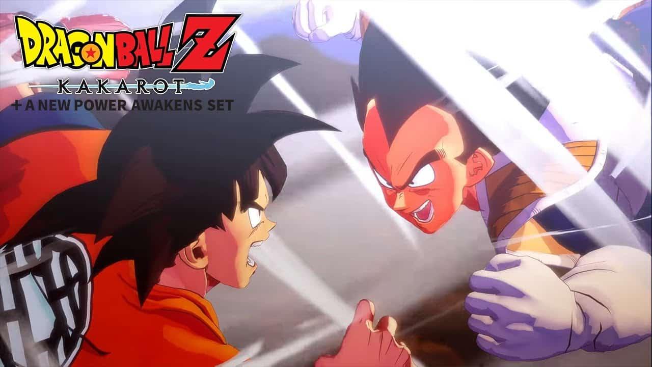 Dragon Ball Z Kakarot Nintendo Switch Trailer