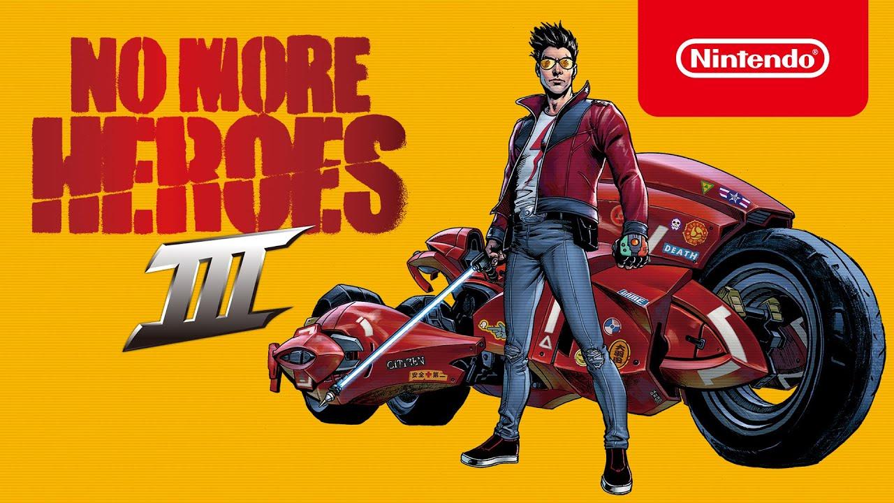Eine dreifache Dosis No More Heroes erscheint fuer Nintendo Switch