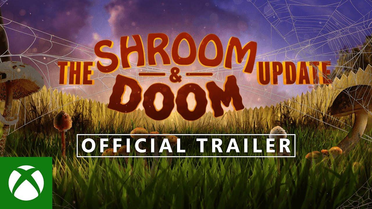 Grounded The Shroom Doom Update Xbox Bethesda Games Showcase 2021