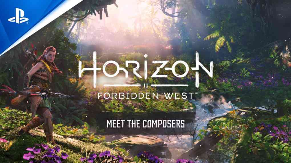 Horizon Forbidden West Meet the Composers PS5 PS4