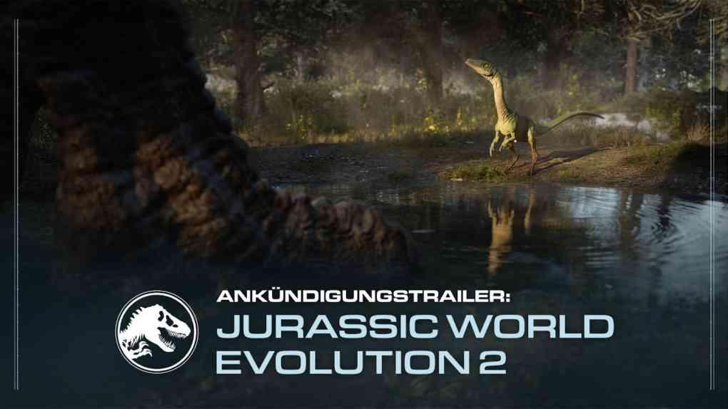 Jurassic World Evolution 2 Announcement Trailer 1