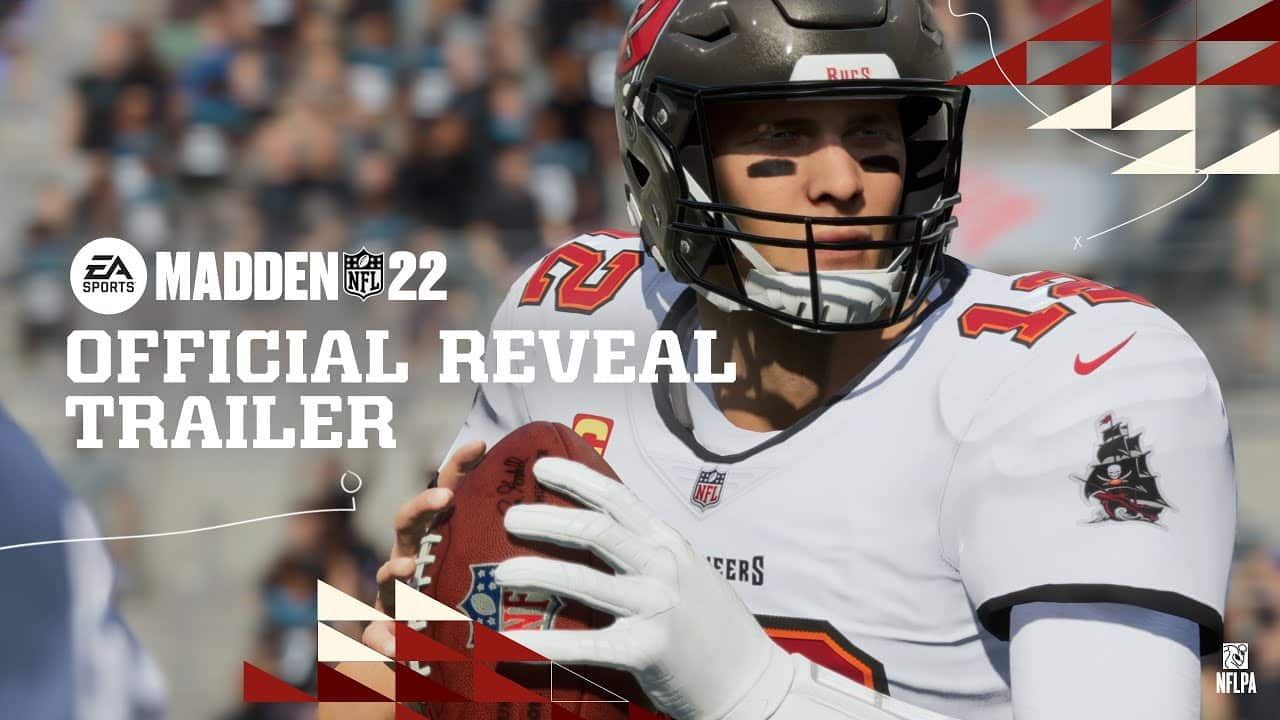 Madden 22 Official Reveal Trailer Gameday Happens Here