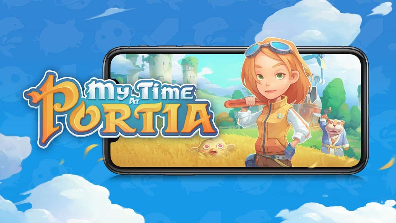 My Time at Portia Mobile Announcement Trailer
