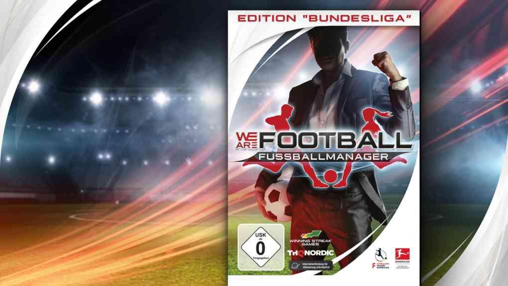 WE ARE FOOTBALL KEYART bundesliga edition