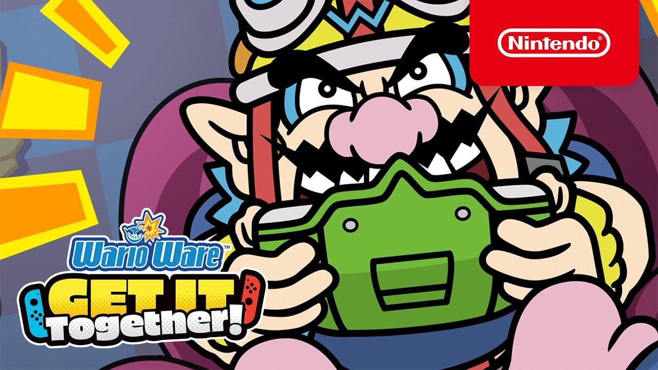 WarioWare Get It Together – Ab 10. September erhaeltlich Nintendo Switch