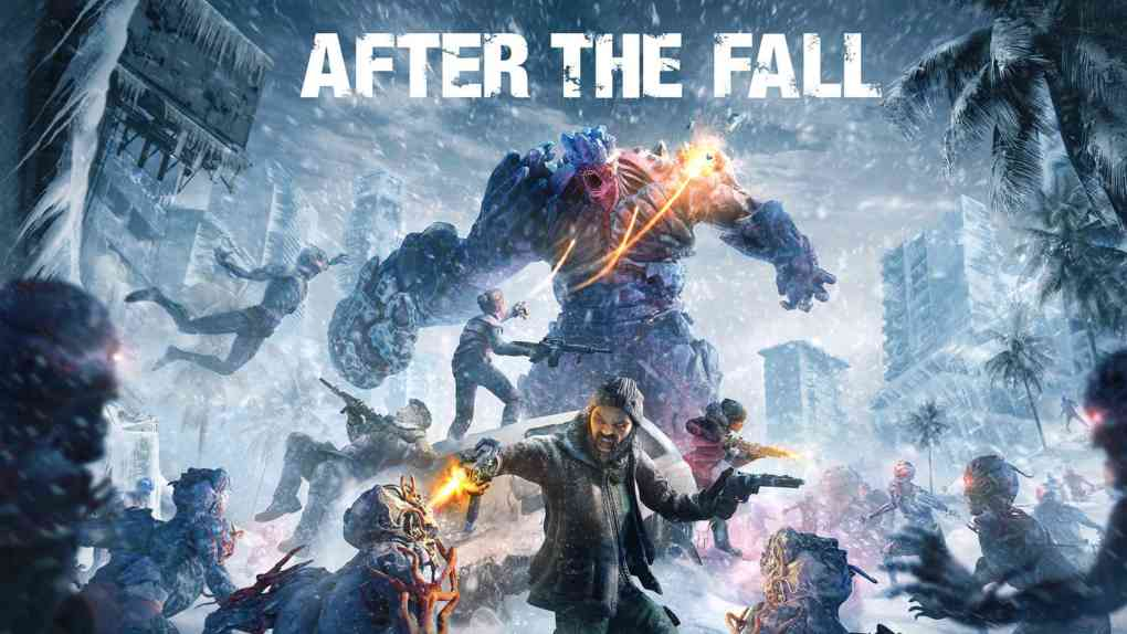 after the fall vr cover