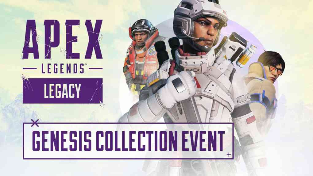 apex legends legacy genesis collection event