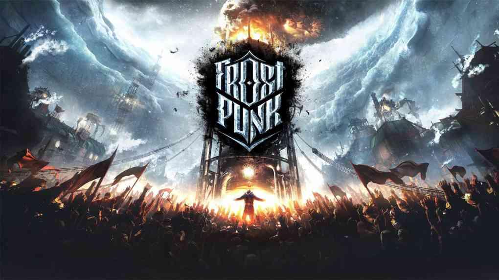 epic games free game frostpunk