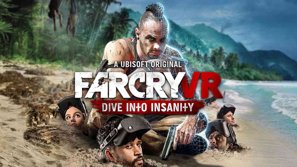 farc cry vr dive into insanity