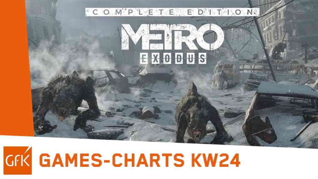 games charts kw24