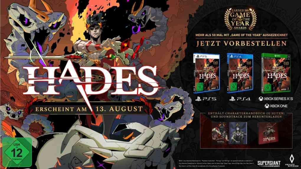 hades konsolen edition