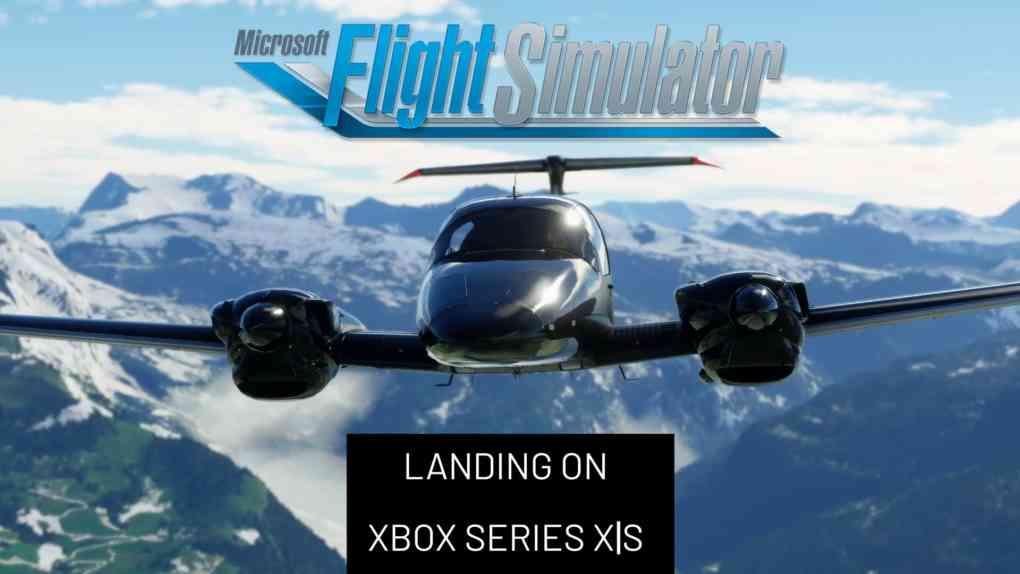 microsoft flight simulator xbox launch