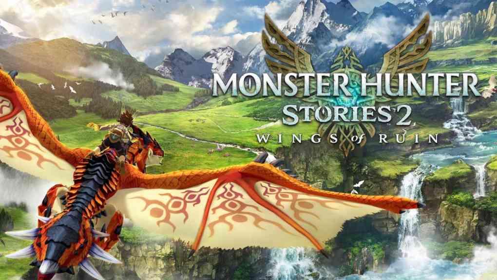 monster hunter stories 2 trailer