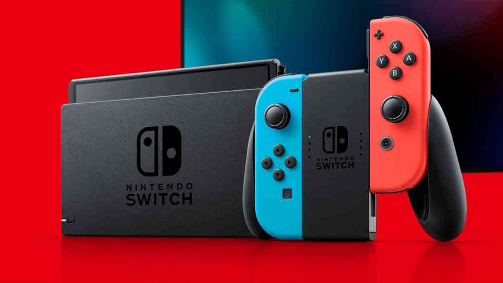 new nintendo switch montage