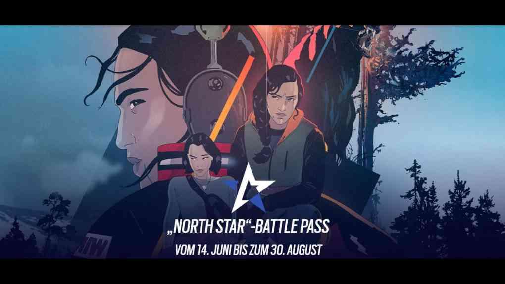 north star battle pass