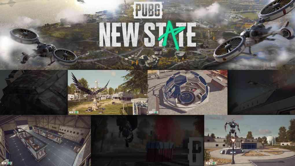 pubg new state troi hotspots