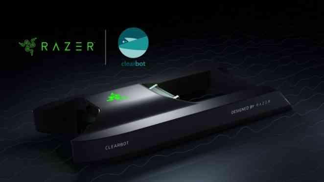 razer clearbot partnership