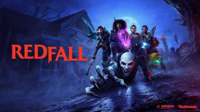 redfall cover