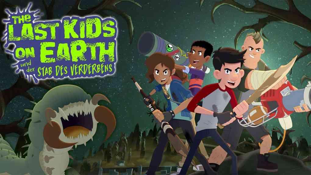 the last kids on earth stab des verderbens