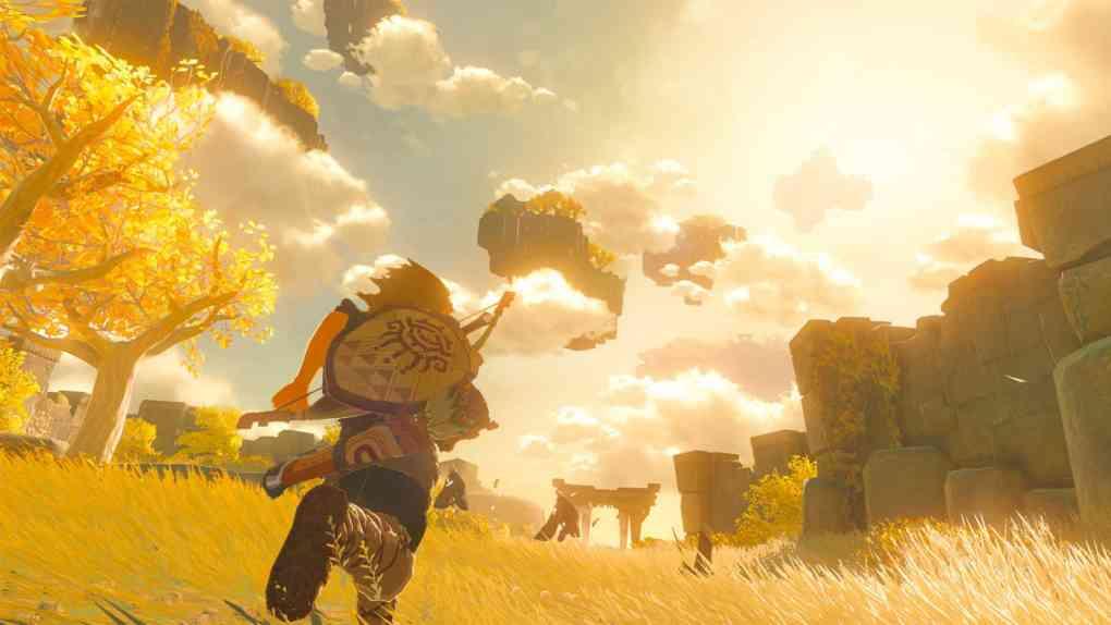 the legend of zelda breath of the wild 2 screenshots