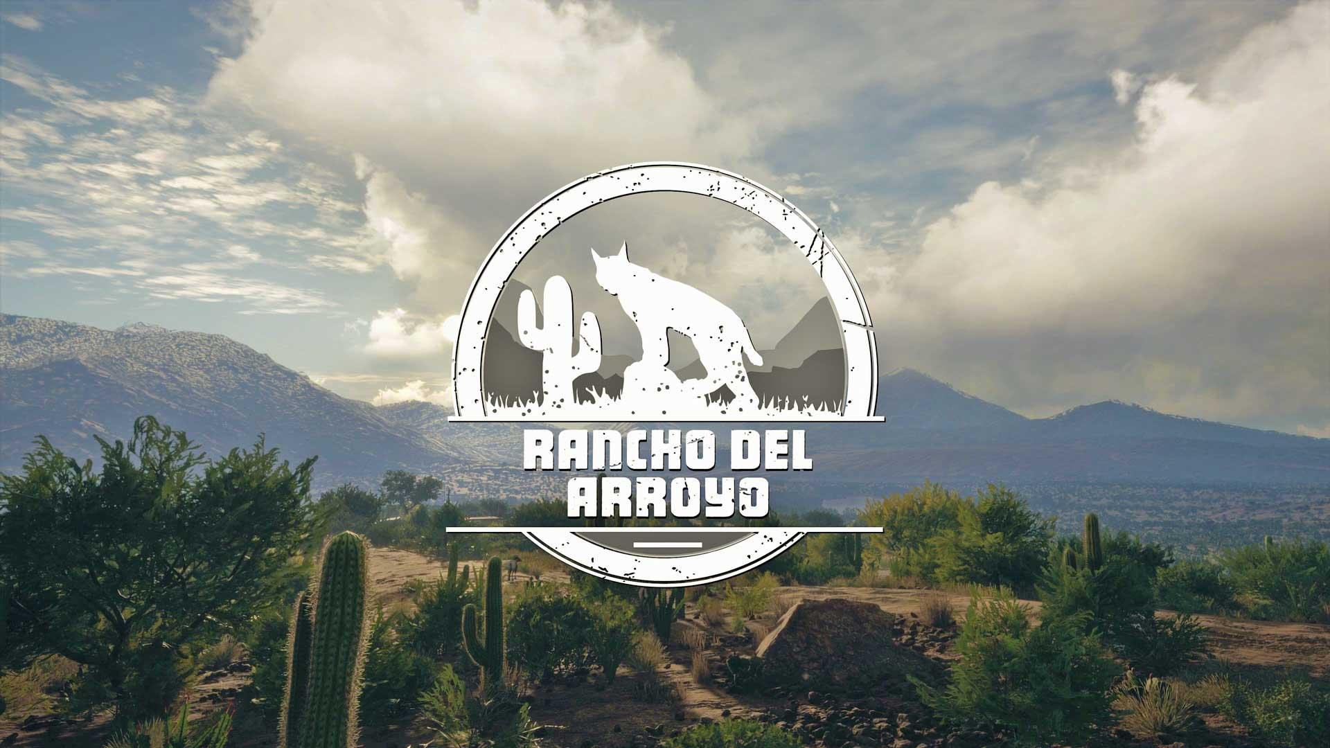 thehunter cotw rancho del arroyo dlc cover