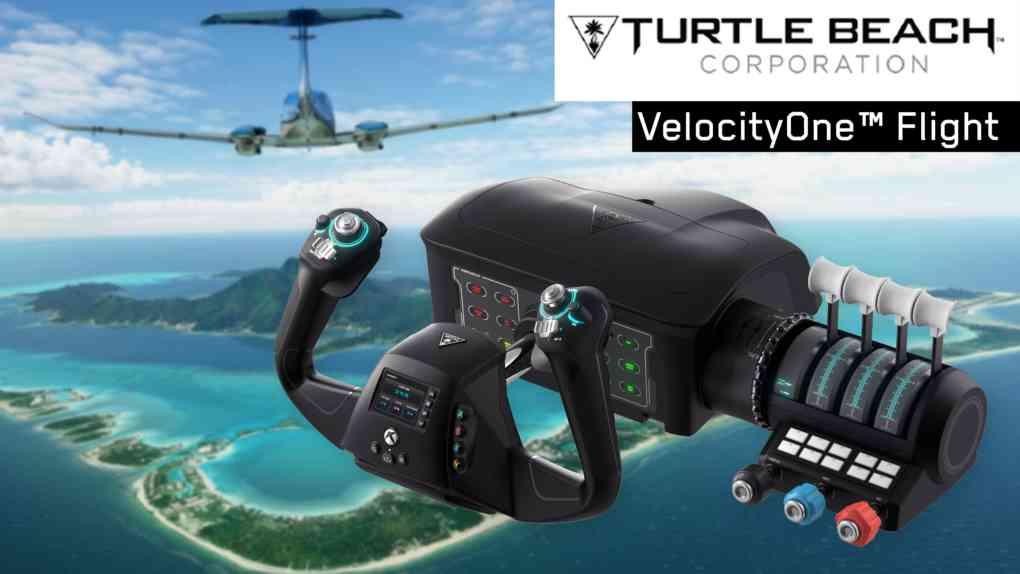 turtle beach VelocityOne Flight