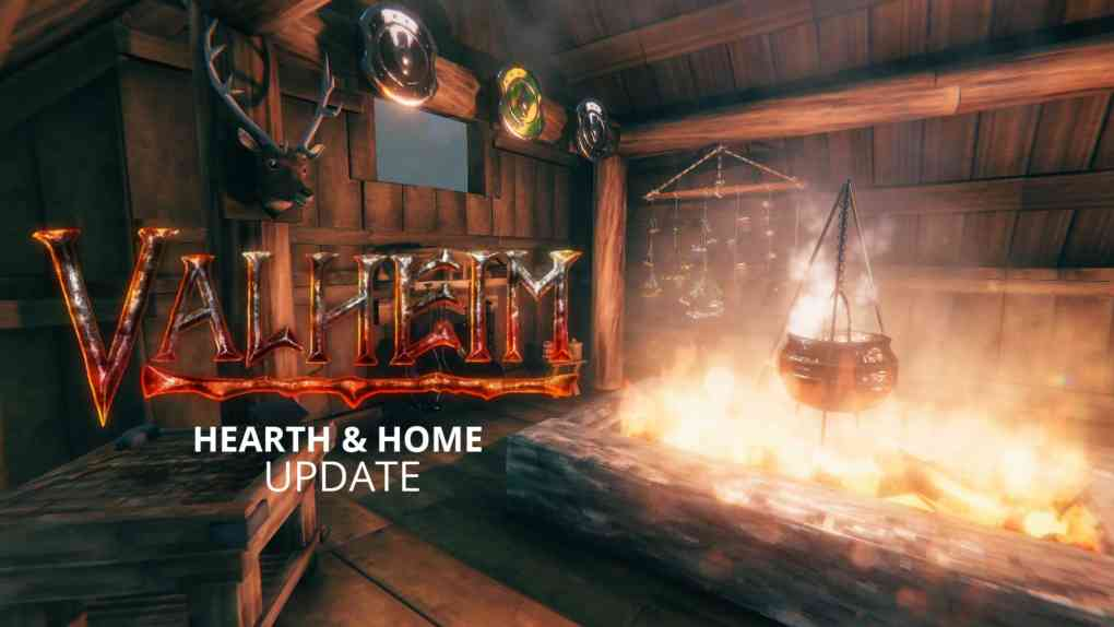valheim hearth and home update