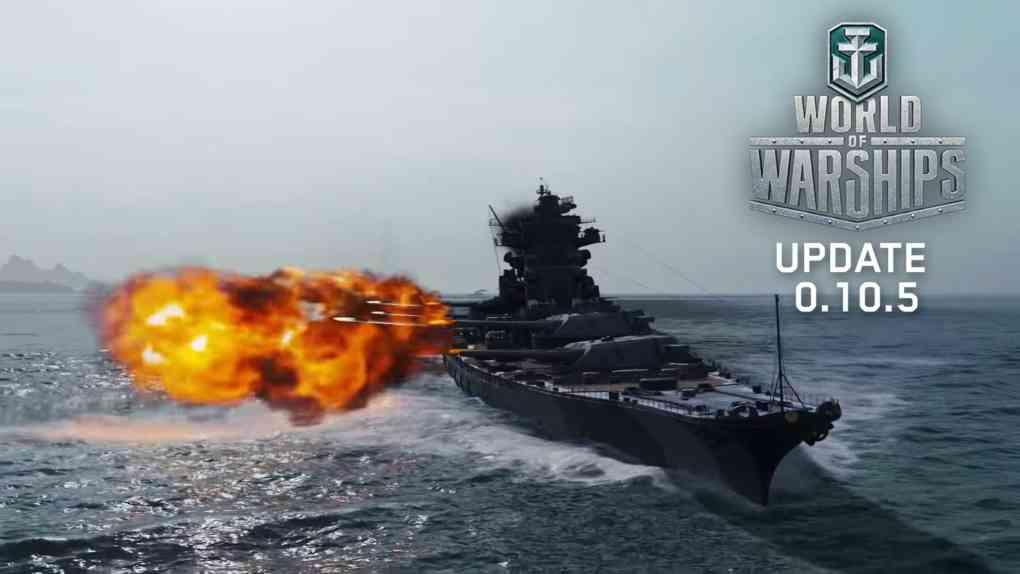 world of warships update 0 10 5 grand battle