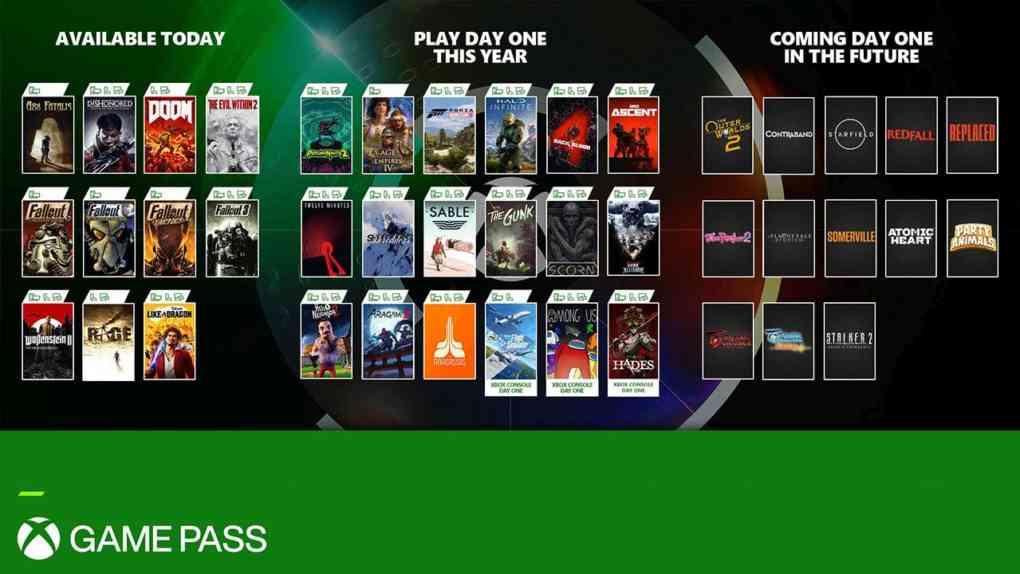 xbox game pass e3 showcase