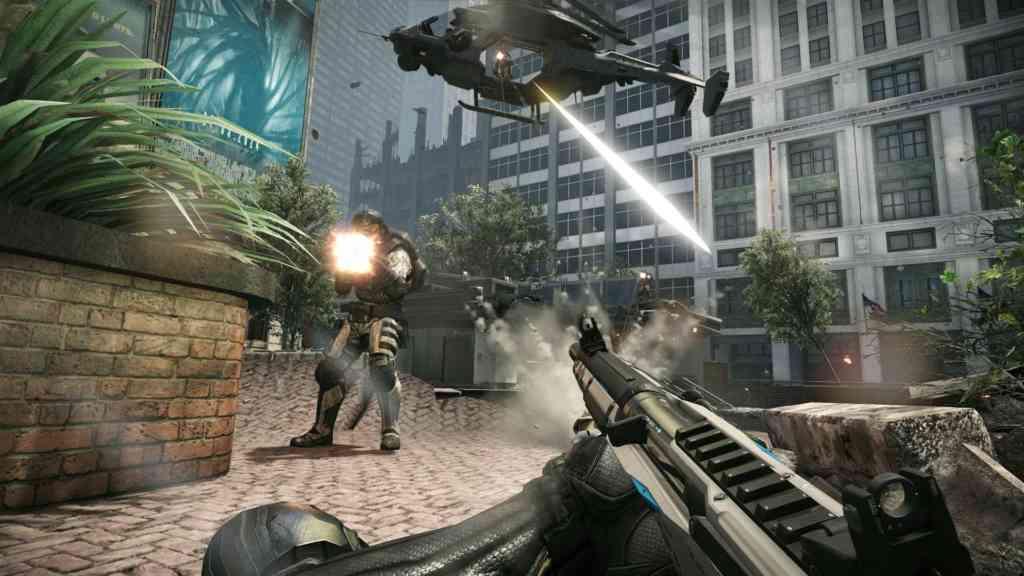 Crysis Remastered Trilogy 8