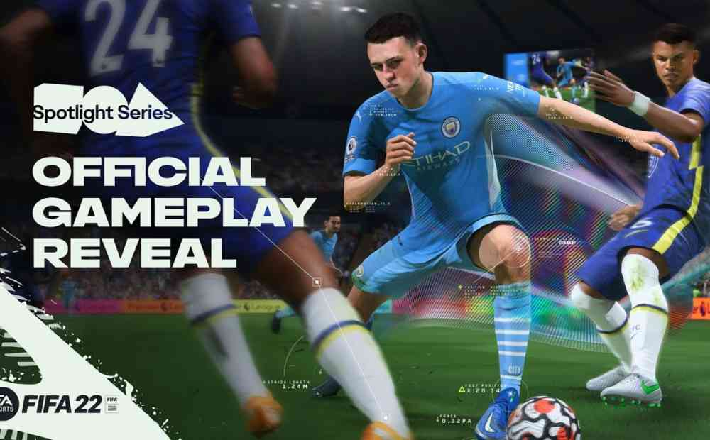 FIFA 22 Official Gameplay Reveal EA Play Spotlight 1
