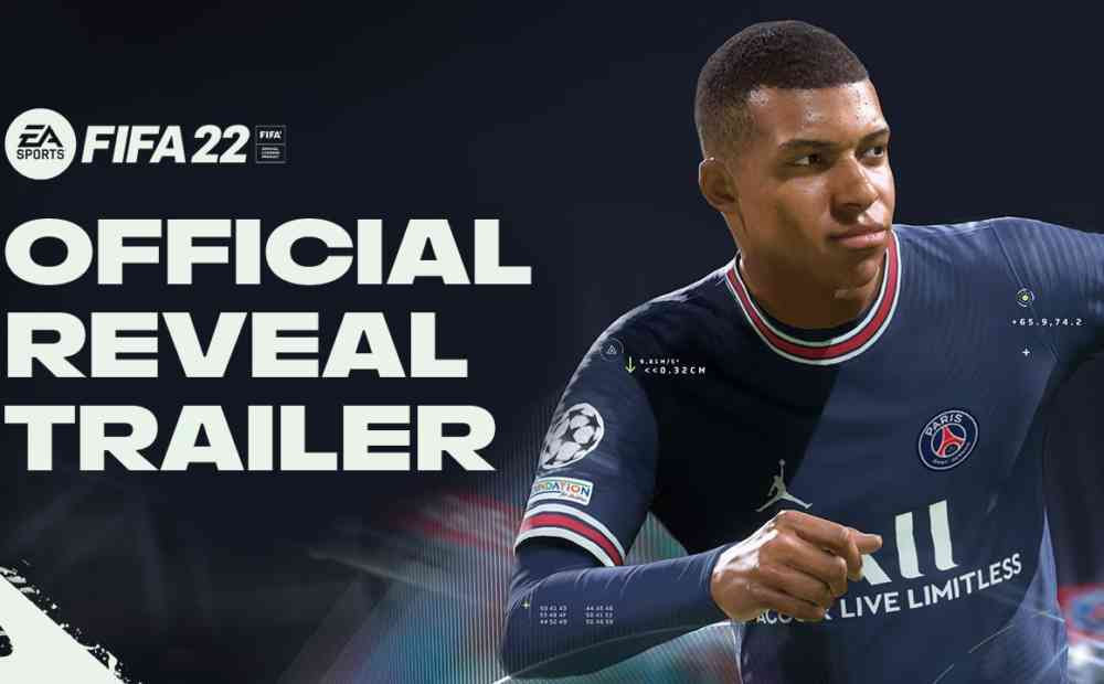 FIFA 22 Official Reveal Trailer