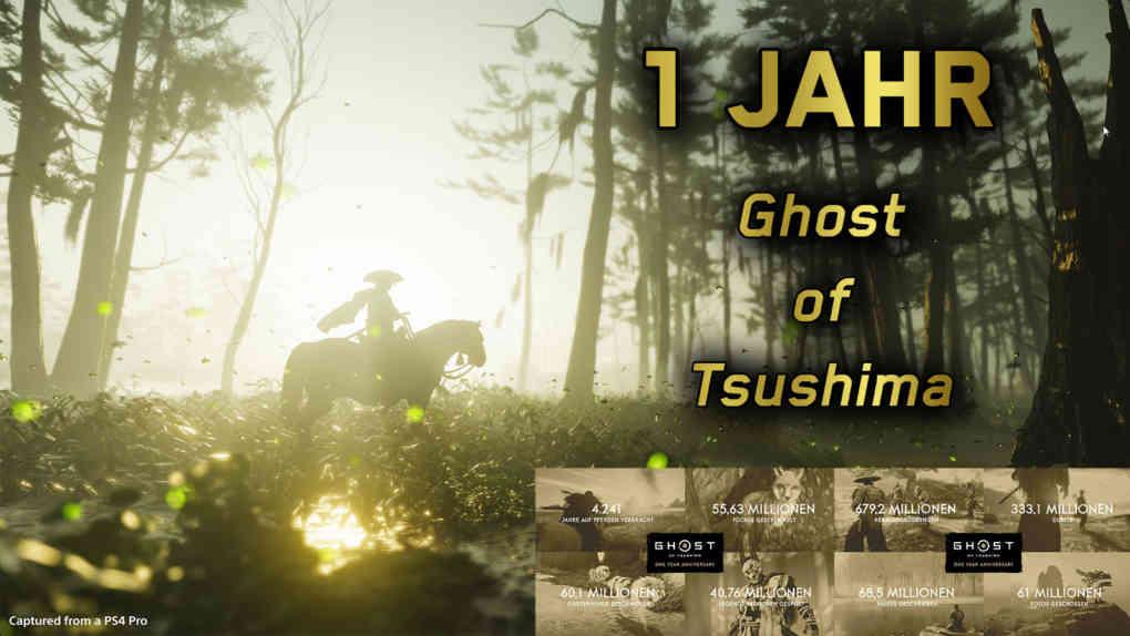 Ghost of Tsushima Jubilaeum
