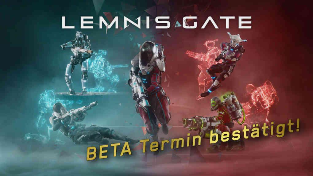 Lemnis Gate Beta Termin