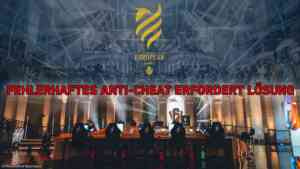 Rainbow Six Anti Cheat Problematik