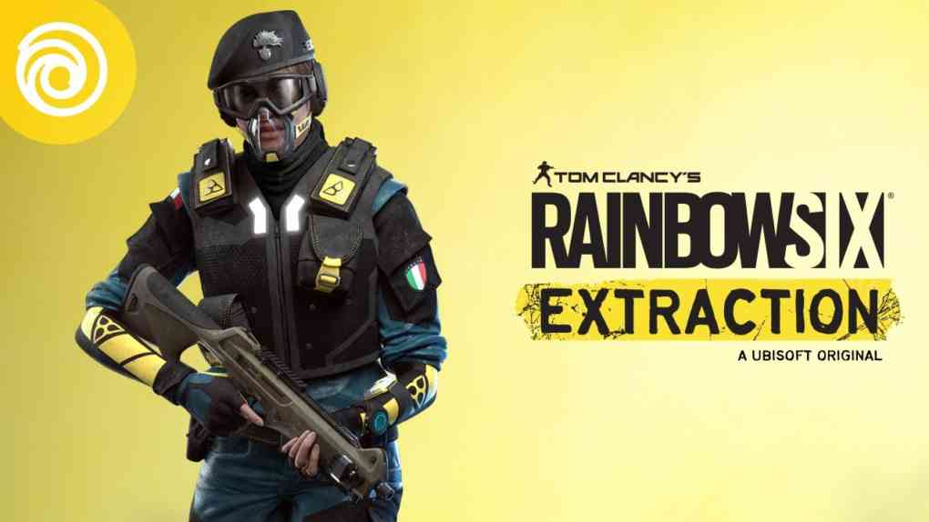 Rainbow Six Extraction — Operator Showcase Alibi 1