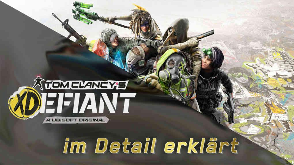 Tom Clancys XDefiant header