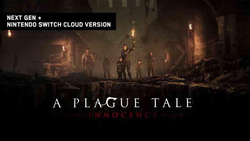 a plague tale innocence next gen switch