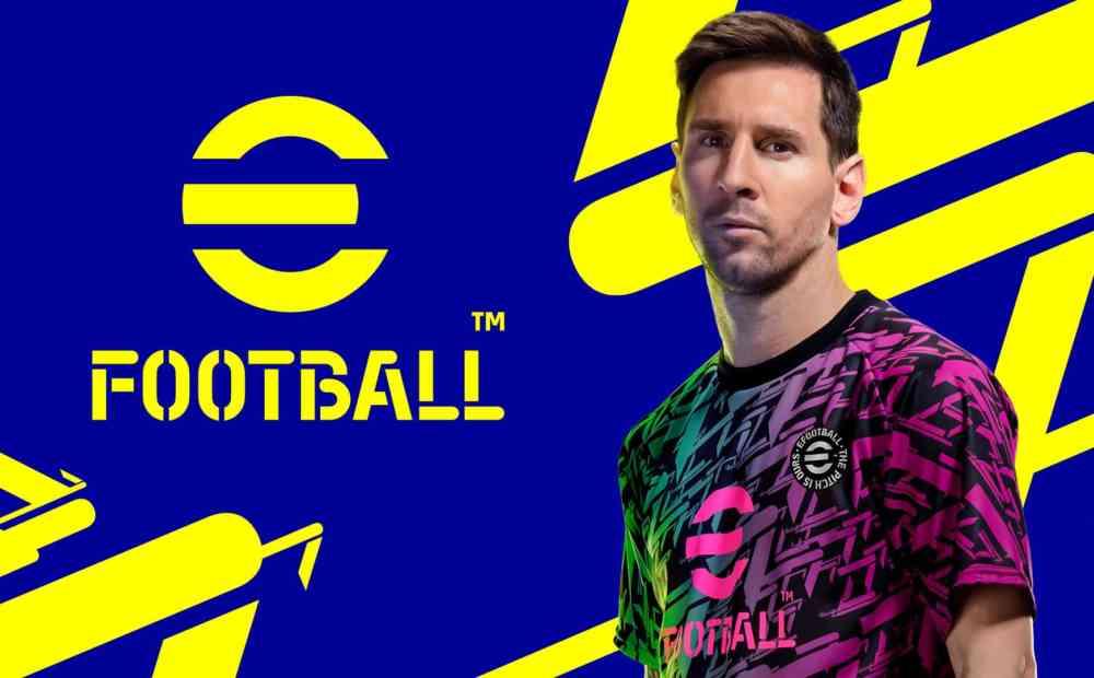 efootball das neue PES cover