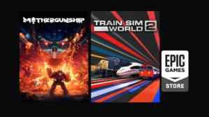 epic game free game mothergunship train sim world 2