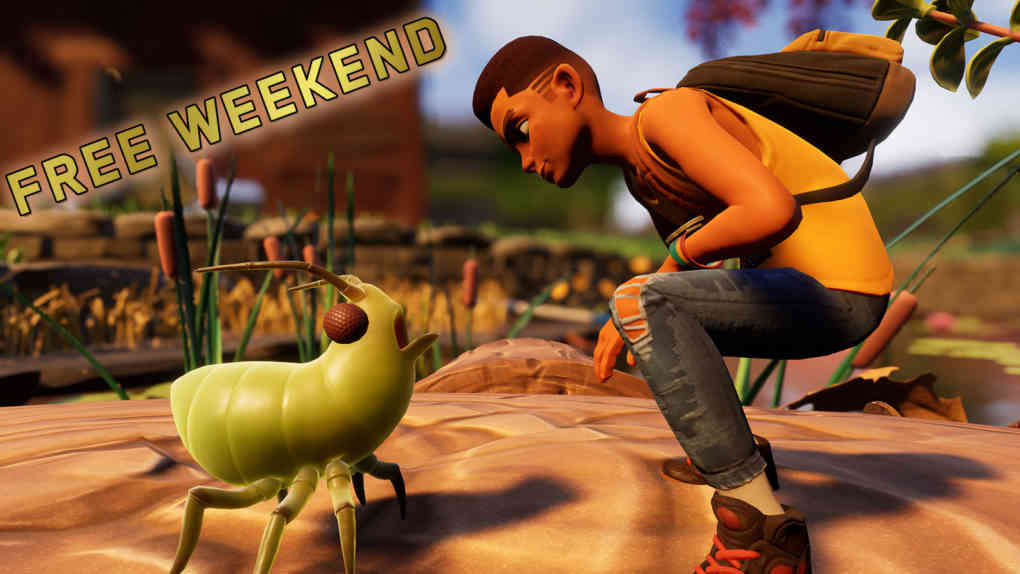 grounded free weekend