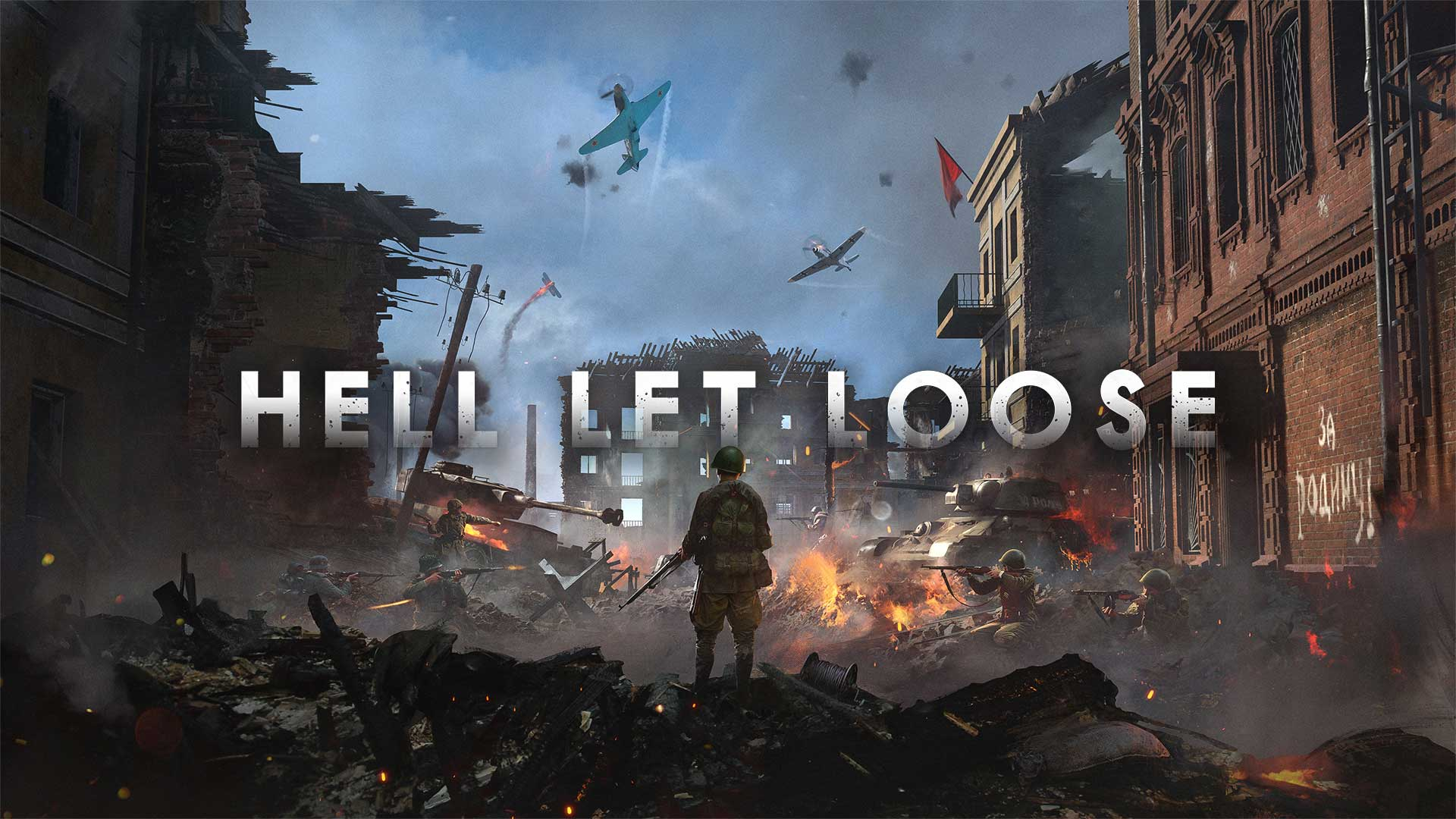 hell let loose release die ostfront