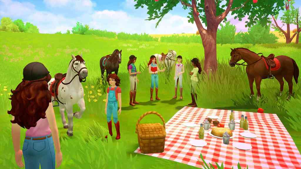 horse club adventures screenshot 10