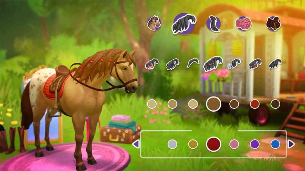 horse club adventures screenshot 2