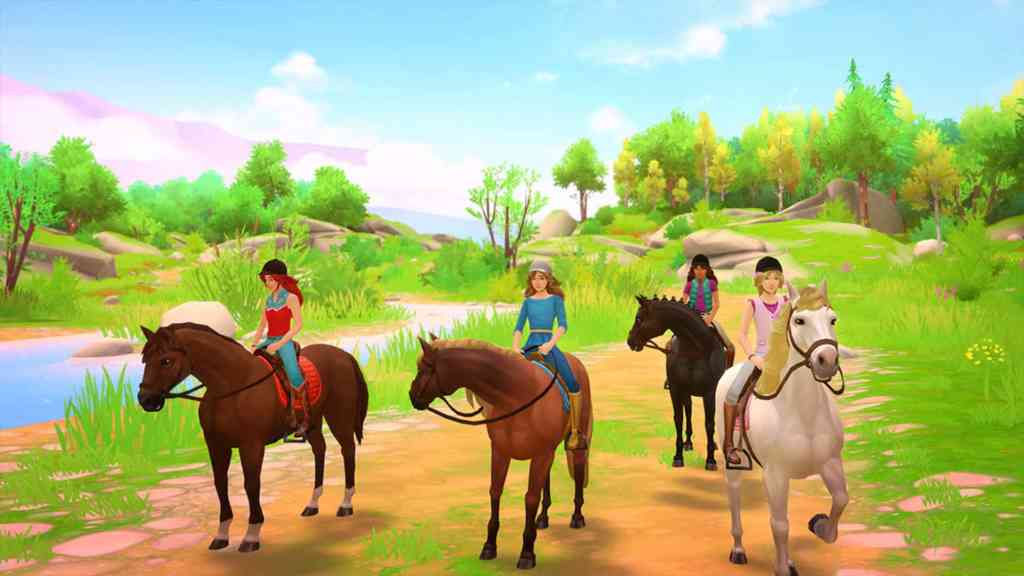horse club adventures screenshot 3