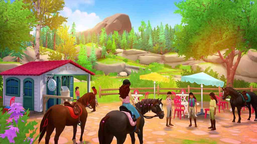 horse club adventures screenshot 9