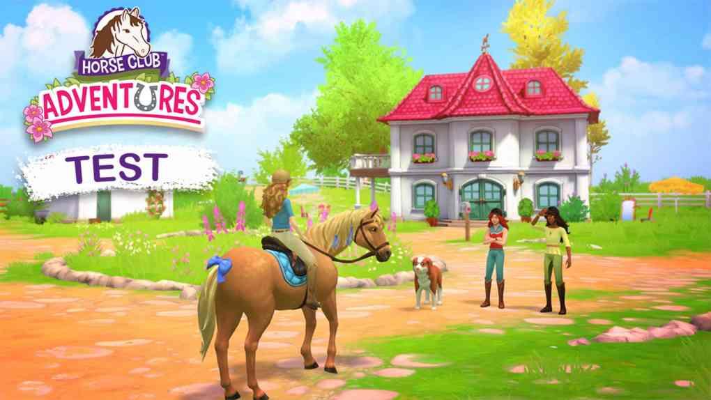 horse club adventures test